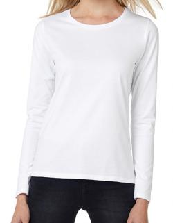 Damen T-Shirt #E190 Long Sleeve
