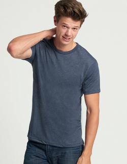 Herren Tri-Blend T-Shirt, Triblend-Jersey