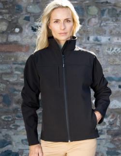 Ladies Classic Soft Shell Jacket