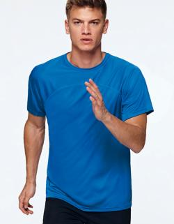 Herren Monaco T-Shirt, schnelltrocknend, atmungsaktiv