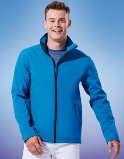 Herren Ablaze Printable Softshell Jacket