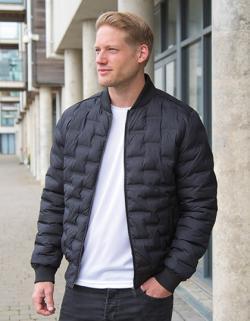 Herren Ultrasonic Rib MA1 Jacket, Wasserabweisend