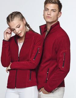 Herren Luciane Microfleece Jacket