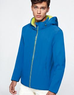 Herren Siberia Softshell Jacket, Wasser- und Windabweisend