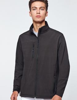 Herren Nebraska Softshell Jacket, Wasser- und Windabweisend
