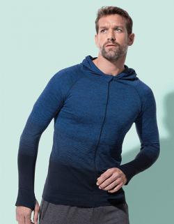 Herren Active Seamless Jacket for men