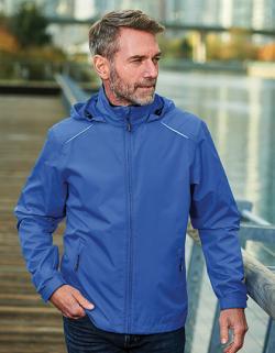 Herren Nautilus Performance-Shell Jacket, wasserabweisend