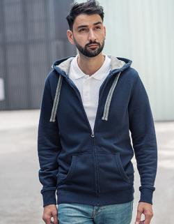 Herren Hooded Jacket, BSCI zertifizierte Produktion