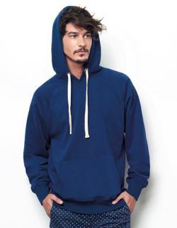 Herren Mano Pesca Hooded Kangaroo Pocket Sweatshirt