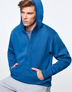 Herren Montblanc Hooded Sweatjacke