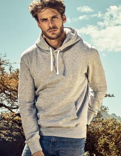 Herren X.O Hoody Sweater, Molton-Brushed