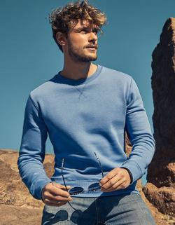Herren X.O Sweater Men, Molton-Brushed