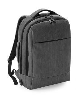 Laptop-Rucksack Q-Tech Charge Convertible, 30 x 42 x 14 cm