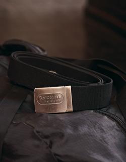 Premium Workwear Belt, 120 x 4 cm (dehn- und kürzbar)