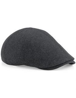 Melton Wool Ivy Cap, Größenverstellbar