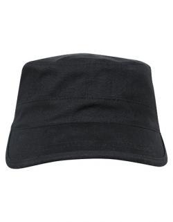 Adjustable Top Gun Ripstop Cap, Gummizug