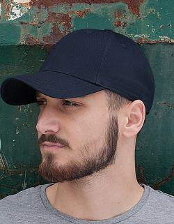 6-Panel Cap - Organic Cotton Cap - Maße ca. 57,5 cm