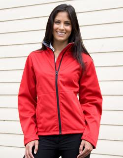 Ladies Softshell Jacket