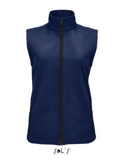 Damen Race Bodywarmer Women Softshell - Wasserabweisend