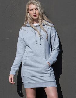 Damen Hoodie Dress - Lang geschnitten