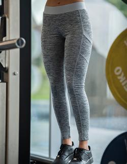 Damen Cool Dynamic Leggings - Sportliche Passform