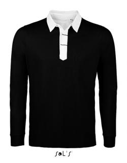 Herren Polo Preston Men Polo - 100% halbgekämmte Baumwolle