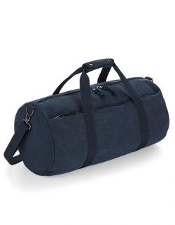 Reisetasche Vintage Canvas Barrel Bag - 28 x 49 x 28 cm