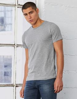 Herren  Heather CVC Short Sleeve Tee