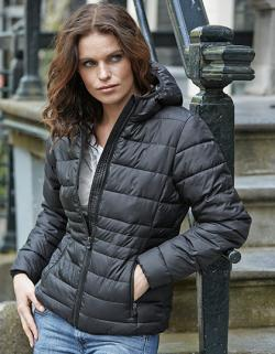 Ladies Hooded Zepelin Jacket / Damen Fashion Jacke