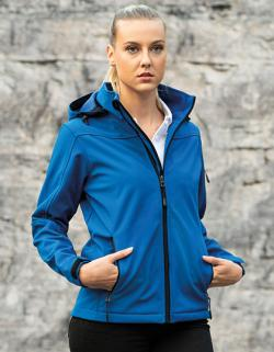 Damen Jacke Women´s Hooded Soft-Shell Jacket