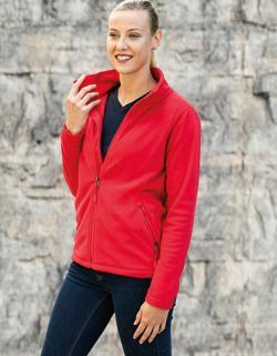 Damen Jacke Women´s Full- Zip Fleece Jacket