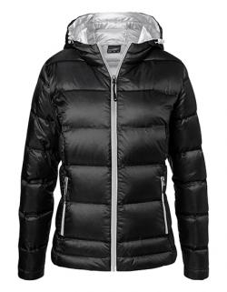 Damen Jacke Ladies´ Hooded Down Jacket
