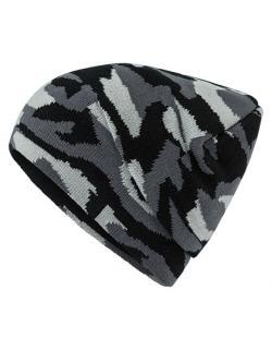 Mütze Camouflage Beanie