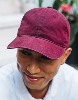 Groovy Cap, 6-Panel-Cap , 100 % Baumwollsegeltuch