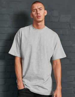 Premium Combed Jersey T-Shirt, Oversize geschnitten