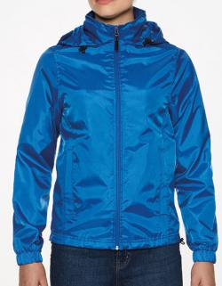 Damen Hammer Ladies Windwear Jacket, Wasserabstoßend