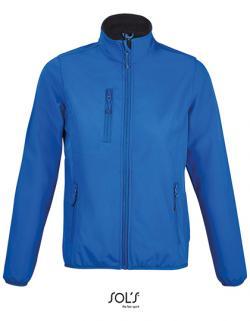 Damen Jacke Women´s Softshell Jacket Radian