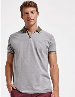Herren Polo Bowie Poloshirt, 100% Baumwoll-Piqué