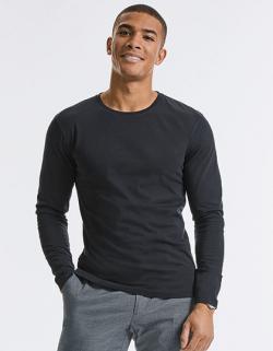 Herren Shirt Men´s Pure Organic Long Sleeve Tee
