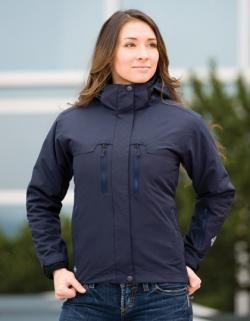 Womens Beraufort 3-in-1 System Jacket