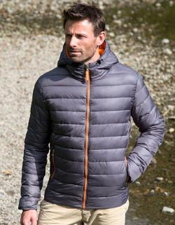 Mens Snow Bird Padded Jacket