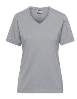 Ladies' BIO Workwear T-Shirt / Damen T-Shirt - Waschbar 60C