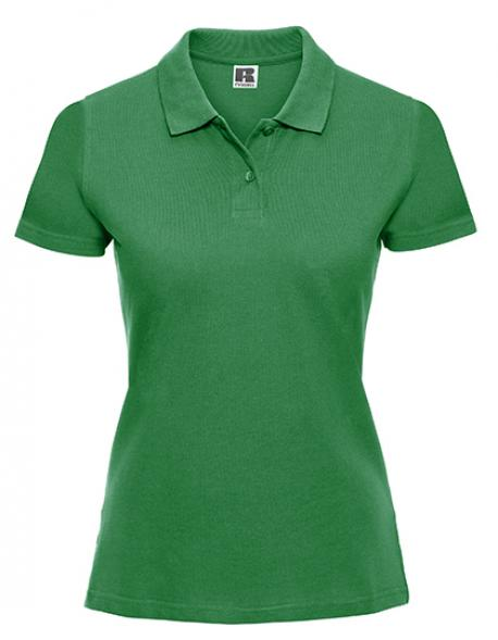 Ladies Classic Cotton Poloshirt