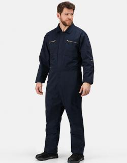 Pro Zip Fasten Coverall - Overall