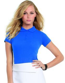 Poloshirt Safran Pure / Women