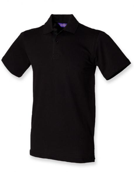 Men´s Stretch Poloshirt Herren - WRAP zertifiziert