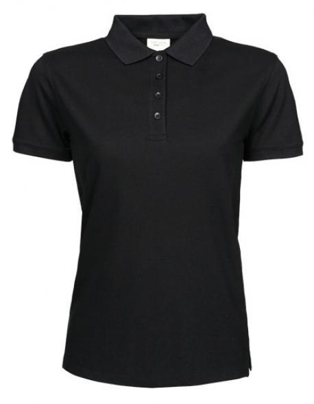 Ladies Heavy Poloshirt Piqué - Bis 60 °C waschbar