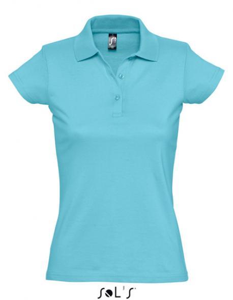 Damen Poloshirt Prescott