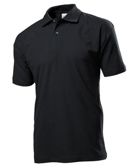 Herren Poloshirt-Piqué 100