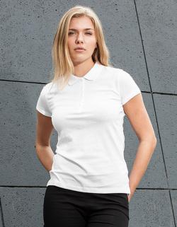 Damen Jersey Poloshirt